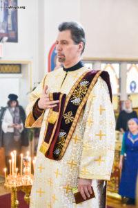 Диакон Евгений Григоряк
