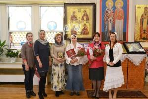 Пасхальный концерт воспитанников воскресной школы прп. Сергия Радонежского