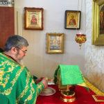 В Русской Православной Церкви в Бруклине отметили 135-летие со дня рождения святой Матроны Московской