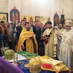 Иоанно-Предтеченский Бруклинский собор продолжает благоукрашаться