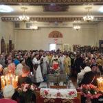 Верующие Бруклина молитвенно отпраздновали Крещение Господне
