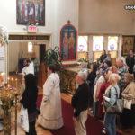 Русская Православная Церковь в Бруклине отпраздновала День рождения Матронушки
