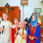 Рождественский концерт детской воскресной школы 2017
