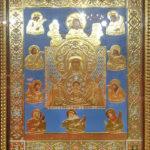 Для Бруклинского собора освящен образ Курско-Коренной иконы Пресвятой Богородицы