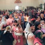 Богослужение в Неделю 5-ю по Пятидесятнице