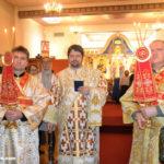 В праздник святого Николая Бруклинский собор посетил митрополит Иона (Паффхаузен)