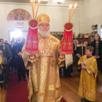 Бруклинский собор встретил своего Первоиерарха