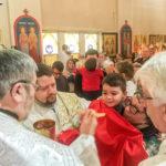 Впервые после Пасхи в Бруклинском соборе отслужено заупокойное богослужение