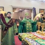 Вербное воскресенье отпраздновали верующие Бруклина