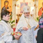 Бруклинский собор: богослужение Светлого понедельника
