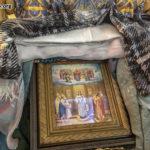 Праздничное богослужение в Русской Православной Церкви в Бруклине в день Покрова Богородицы
