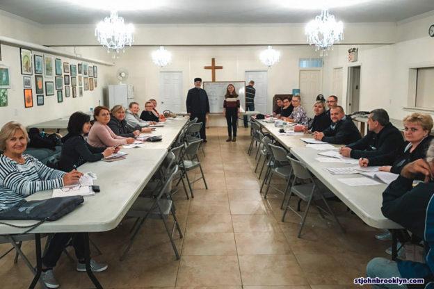 при Иоанно-Предтеченском соборе действует бесплатная школа английского языка для взрослых