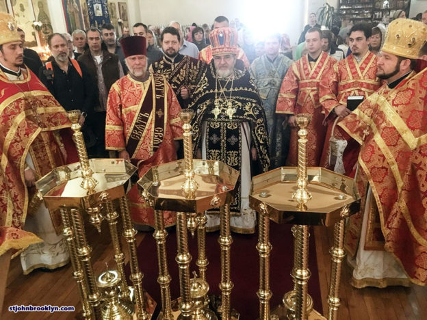 Русская Православная Церковь Бруклина благоукрашается