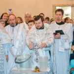 В Русской Церкви в Бруклине отметили Крещение Господне