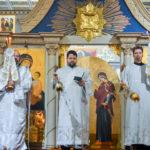 Архиепископ Монреальский и Канадский Гавриил возглавил престольный праздник Иоанно-Предтеченского собора в Бруклине