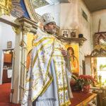 Богослужение в праздник Обрезания Господня, память св. Василия и Новолетие
