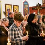 Таинство Елеосвящения (Соборование) в Бруклинском соборе возглавил архиепископ Гавриил