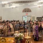 Второе в этом году Соборование в нашем храме