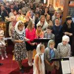 В Бруклинском соборе отпраздновали Благовещение Богородицы
