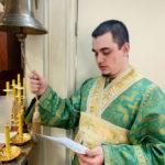В Вербное воскресенье в Бруклинском соборе отслужено праздничное богослужение