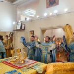 Богослужение в день праздника Казанской иконы Божией Матери