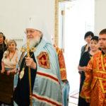 Митрополит Иларион возглавил малый храмовый праздник Бруклинского собора