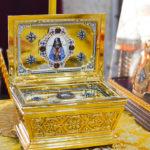 В честь 25-летия прославления святителя Шанхайского и Сан-Францисского Иоанна в Бруклинском соборе появился ковчег с мощами святого