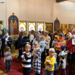 Праздничное богослужение в Неделю 22-ю по Пятидесятнице