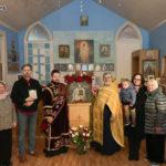 В старейшей церкви Нью Джерси отметили праздник святого Николая