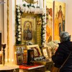 В русской церкви в Бруклине отметили праздник Зачатия Праведной Анною Пресвятой Богородицы