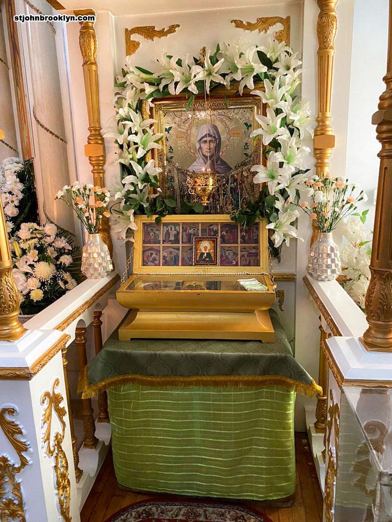 Верующие Бруклина отметили праздник Пресвятой Троицы