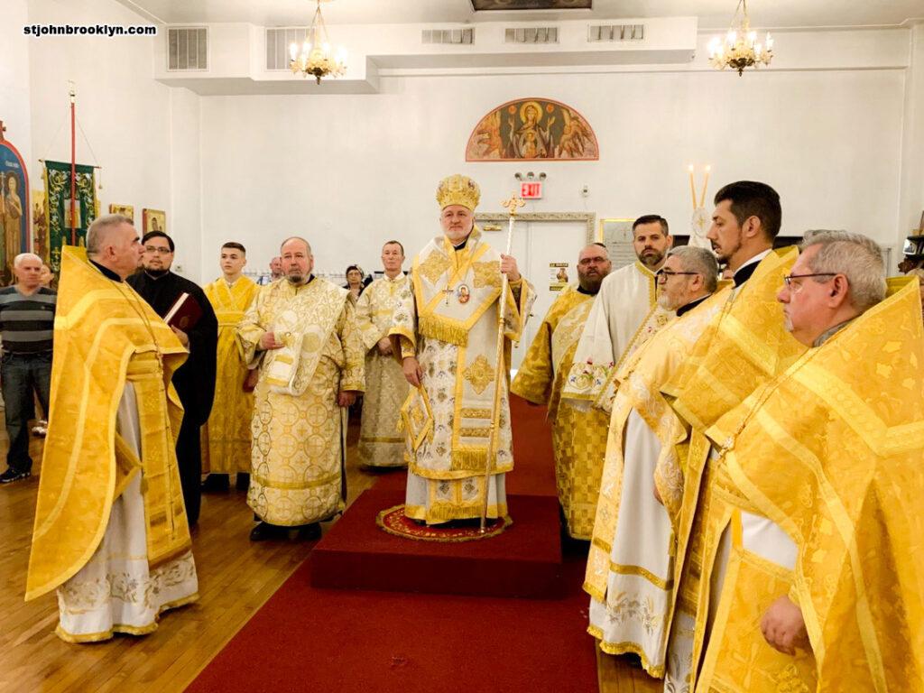 Для Бруклинского собора рукоположен священник